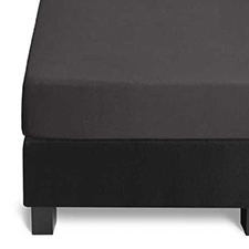 Beddinghouse Anthracite Percale Hoeslaken
