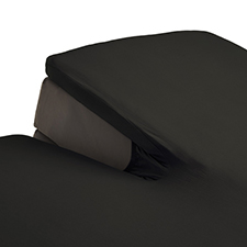 Beddinghouse Anthracite Percale Split topper hoeslaken