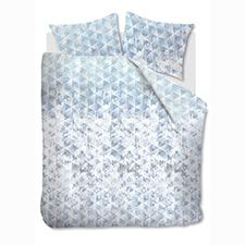 Beddinghouse Jitte Blue Katoen Dekbedovertrek