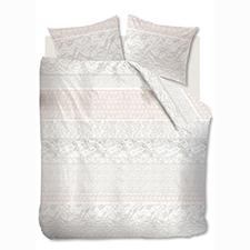 Beddinghouse Lacy Soft Pink Katoen Dekbedovertrek