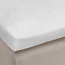 Beddinghouse White Katoen-Polyester Molton hoeslaken
