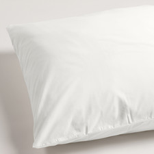 Beddinghouse White Percale Kussensloop