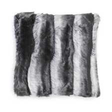 Heckett & Lane Charo Grijs Acrylic-Polyester Sierkussen