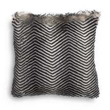 Heckett & Lane Everest Grijs Acrylic-Polyester Sierkussen