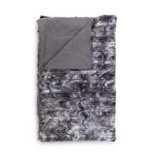Heckett & Lane Grove Zwart Polyester Plaid