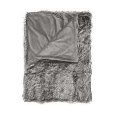 Heckett & Lane Makani Grijs Acrylic-Polyester Plaid