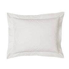 Heckett & Lane Perkal Off-White Percale-Katoen Kussensloop