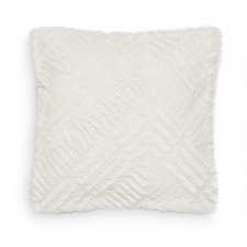 Heckett & Lane Talin Wit Acrylic-Polyester Sierkussen