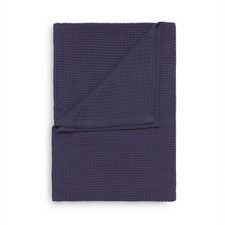 Heckett & Lane Wafel Vintage Purple Katoen Plaid