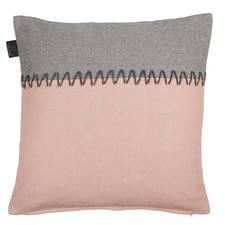 KAAT Amsterdam Cameroon Zacht Roze Wol-Polyester-Nylon-Acryl Sierkussen