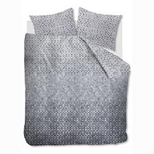 Kardol & Verstraten Affection Grey Katoen-Satijn Dekbedovertrek